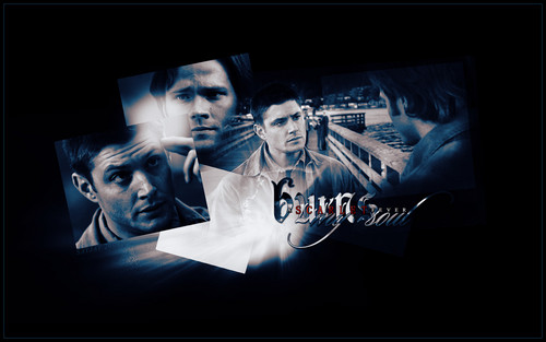 Scarlet fever - supernatural Wallpaper