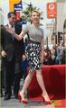 Scarlett Johansson: Star on Hollywood Walk of Fame!