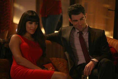 Schmidt and Cece ♕
