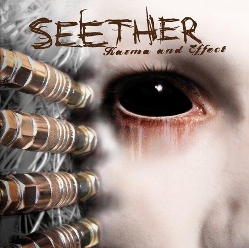 Seether fond d'écran entitled Seether album cover