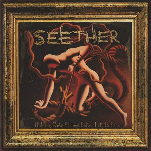 Seether wallpaper entitled Seether album cover