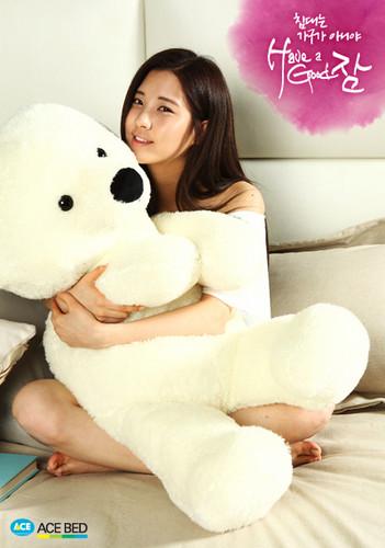 Seohyun Ace ベッド