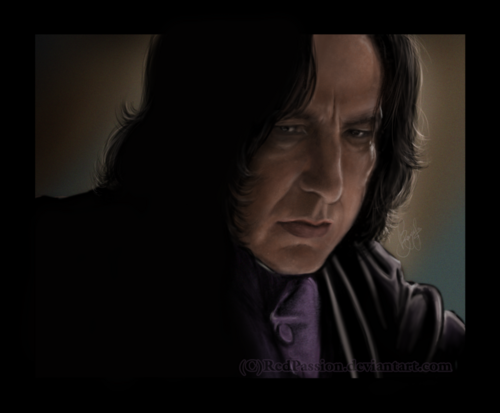 Severus Snape - One single view