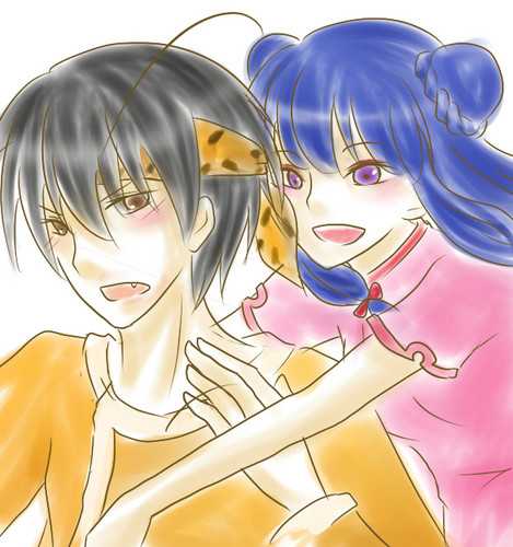 Shampoo and Ryoga