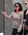 Shannen - At Da Silvano restaurant in New York City, April 20th 2011 - shannen-doherty photo