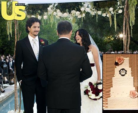 Shannen Doherty and Kurt Iswarienko Wedding - October 15, 2011