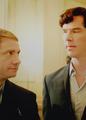 Sherlock & John (BBC)