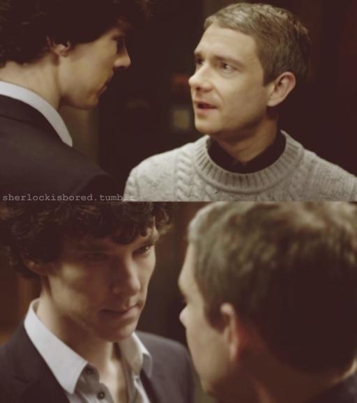John And Sherlock 2cre8 Sherlock  amp John  BBC