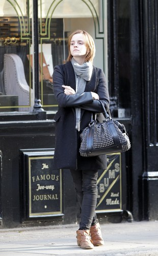 Shopping in Chelsea - May 8, 2012
