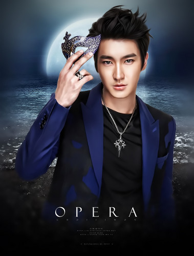 Siwon Opera!!♥ - super-junior Photo