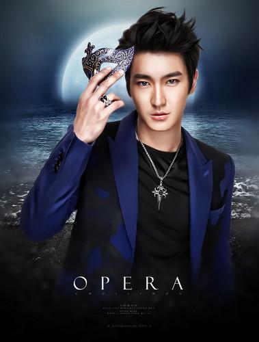 Siwon Opera!!♥