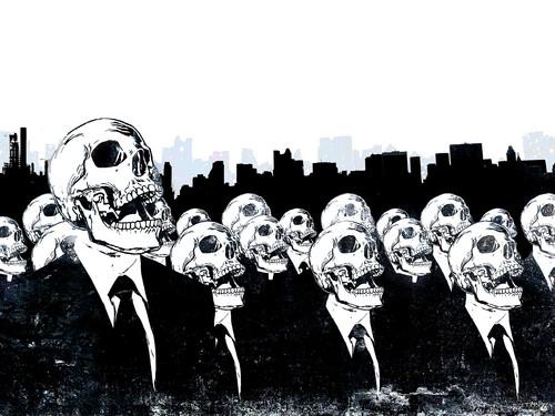 Skull 壁紙