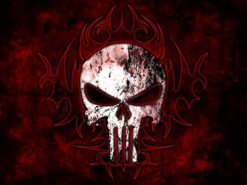 Skull hình nền