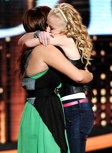 Skylar Laine images Skylar leaving American Idol :( wallpaper and background photos