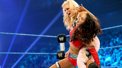 Smackdown Digitals 5/4/12 - wwe-layla Photo