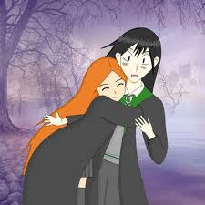 Snape & Lily  x x - snapes-family-and-friends Fan Art
