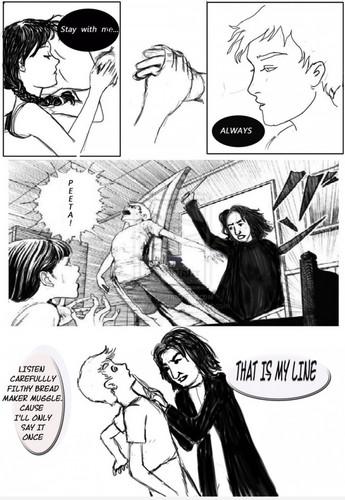 Snape's Line