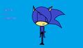 Sonica the hedgehog