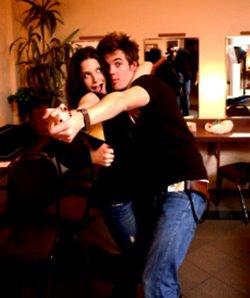 Sophia & Tyler Hilton <333