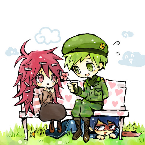 Flippy and Flaky again (with stalker Splendid)