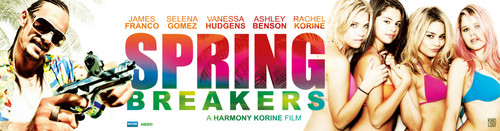 Spring Breakers Billboard