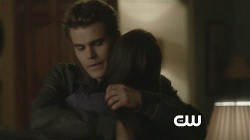 Stefan and Elena 3x22