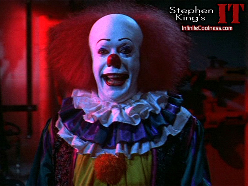 pennywise clown wallpaper download