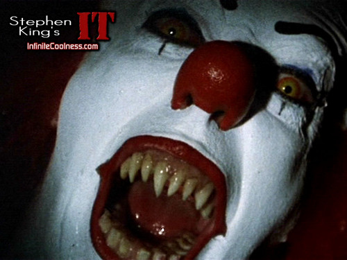 Horror Movies wallpaper entitled Stephen King's IT