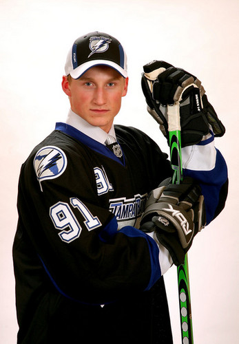 Steven Stamkos - 2008 NHL Entry Draft