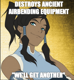 Success Korra