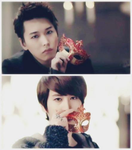 Sungmin and Kyuhyun Opera!!♥