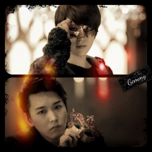 Super Junior images Sungmin and Kyuhyun Opera!!♥ wallpaper and background photos
