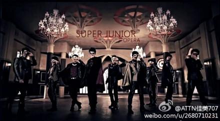Super Junior Opera!!♥♥