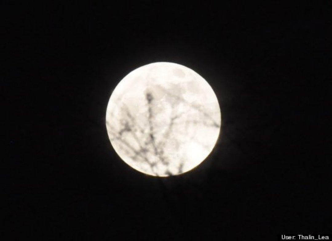 moons around earth - photo #23