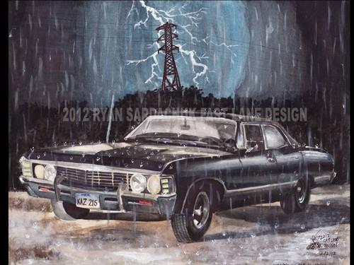 邪恶力量 1967 Chevy Impala