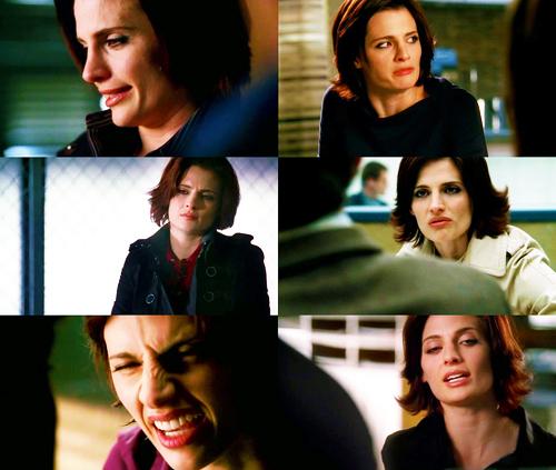 Sweet Katherine Beckett <3