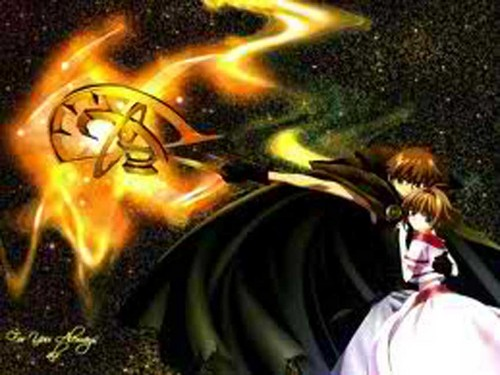 Syaoran and Sakura luv - syaoran-love-sakura-forever Photo