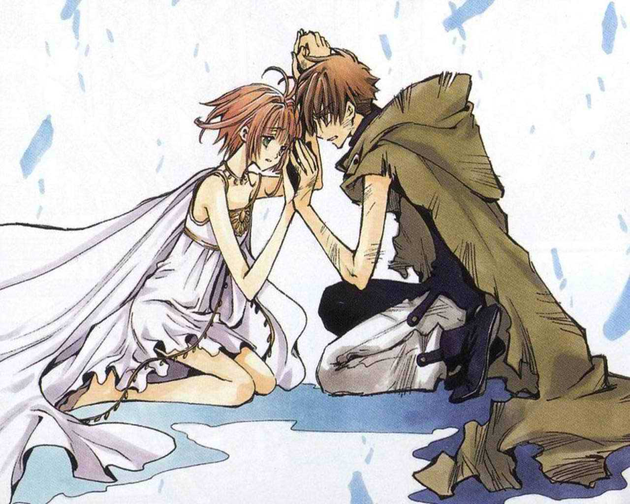sakura and syaoran - photo #32