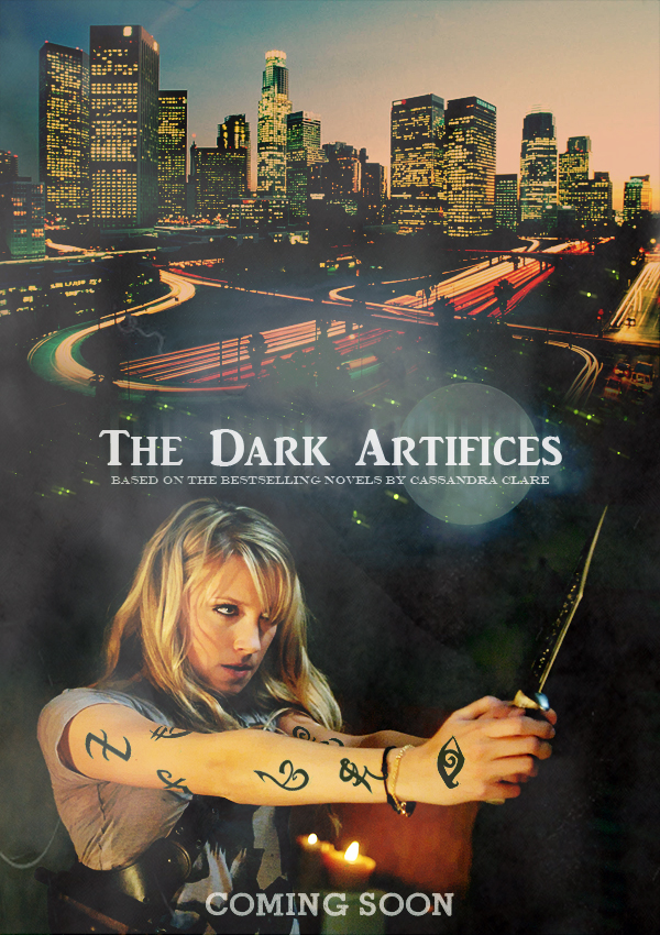 The Dark Artifices Cassandra Clare