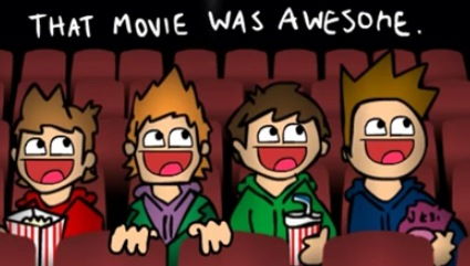 THAT MOVIE WAS AWESOME