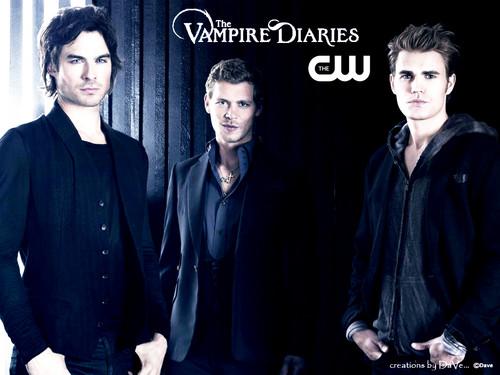 TVD CW wallpapers por DaVe!!!