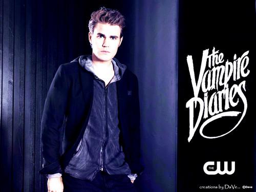 TVD CW fonds d'écran par DaVe!!!