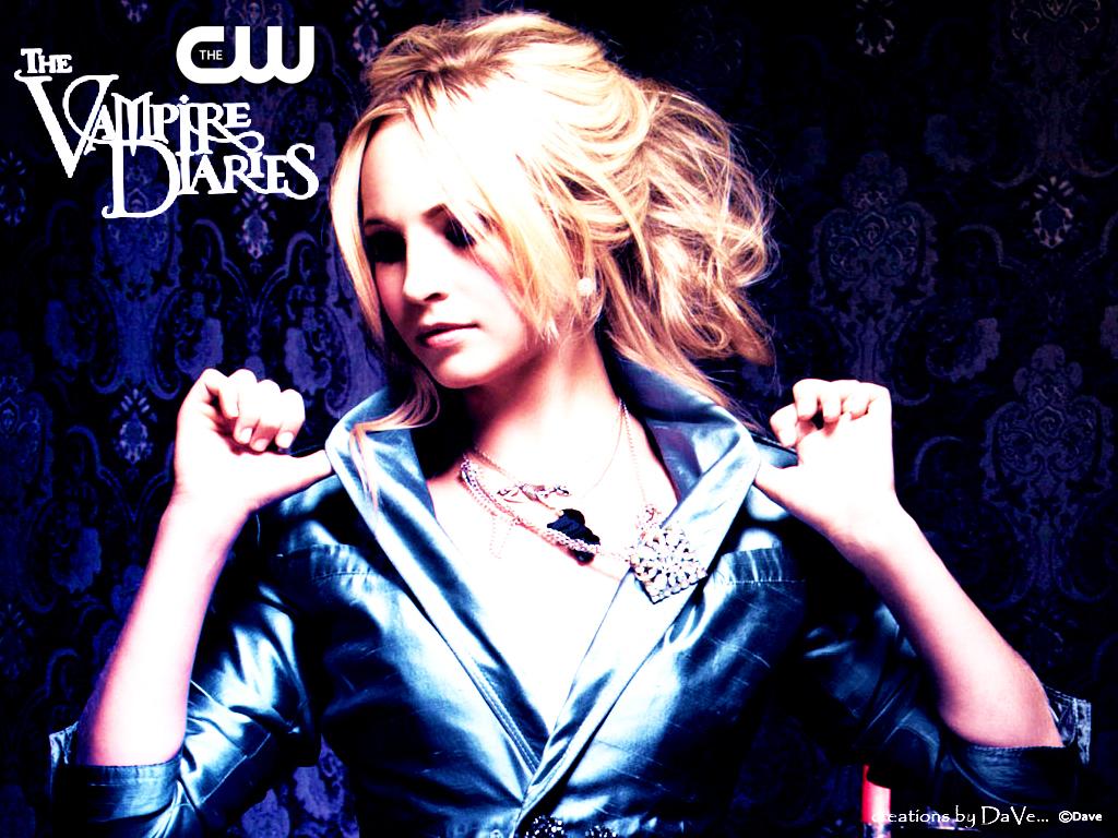 TVD CW پیپر وال سے طرف کی DaVe!!!