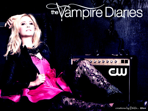 TVD CW wallpapers by DaVe!!! - the-vampire-diaries Wallpaper