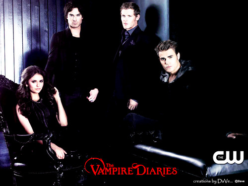 TVD CW wallpapers by DaVe!!!