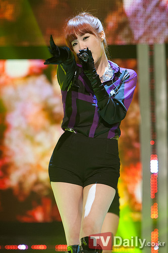 "TaeTiSeo ""Baby Steps"" @ M! Countdown"