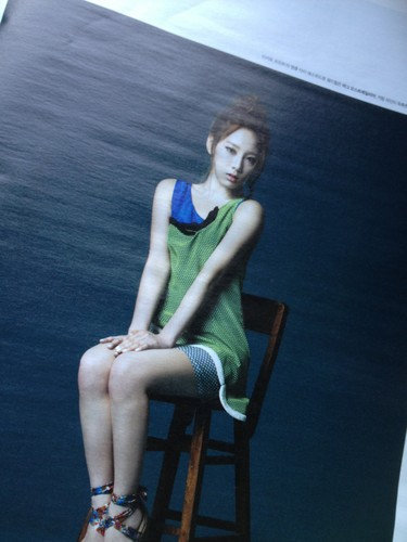 Taeyeon @ High Cut