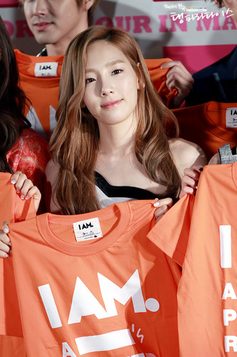 Taeyeon @ I AM Event Showcase
