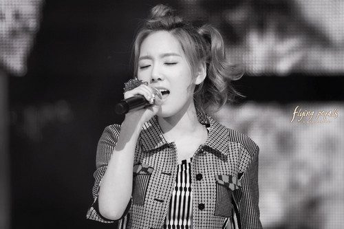 Taeyeon @ M Countdown
