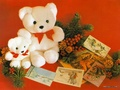 Teddy bears - stuffed-animals wallpaper